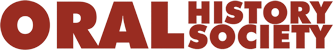 Oral History Society logo